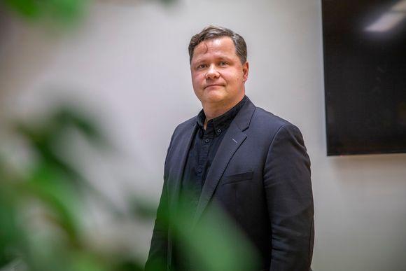 Kuopion kasvatusjohtaja Juha Parkkisenniemi