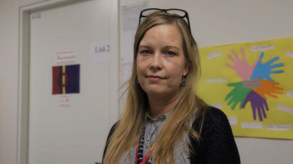 Anára skuvlla rektor Marja Seilonen