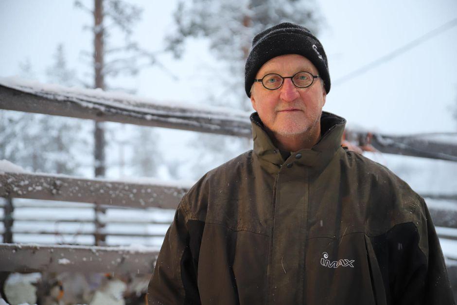 Porotutkija Sauli Laaksonen on Hanna Nurmen väitöstutkimuksen ohjaajista.