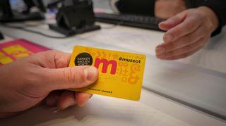 museokortti jolla voi maksaa museossa, lk