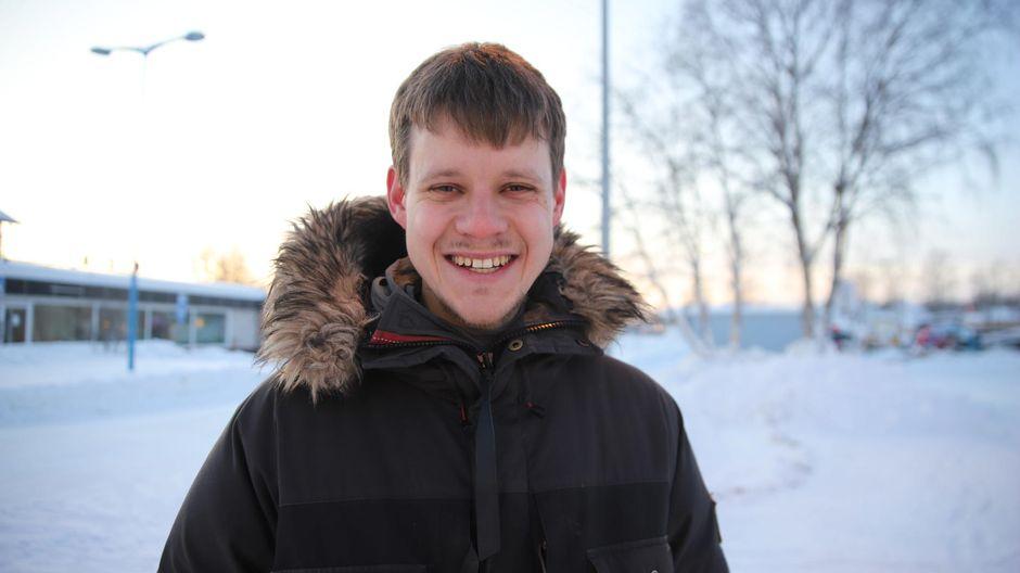Gero Kriependorf muutti Ivaloon Saksasta.