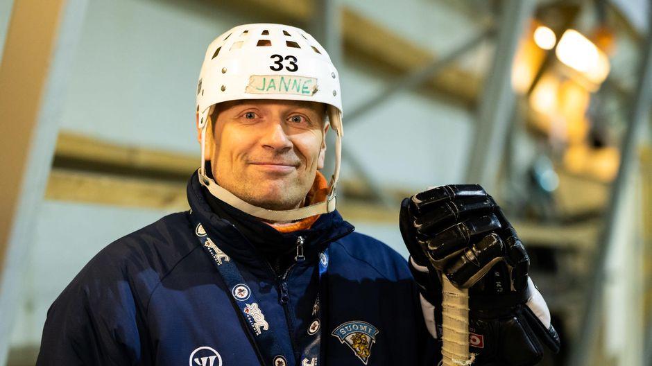 Janne Tervahauta