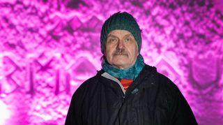 Skábmagovat-elokuvajuhlien taiteellinen johtaja Jorma Lehtola