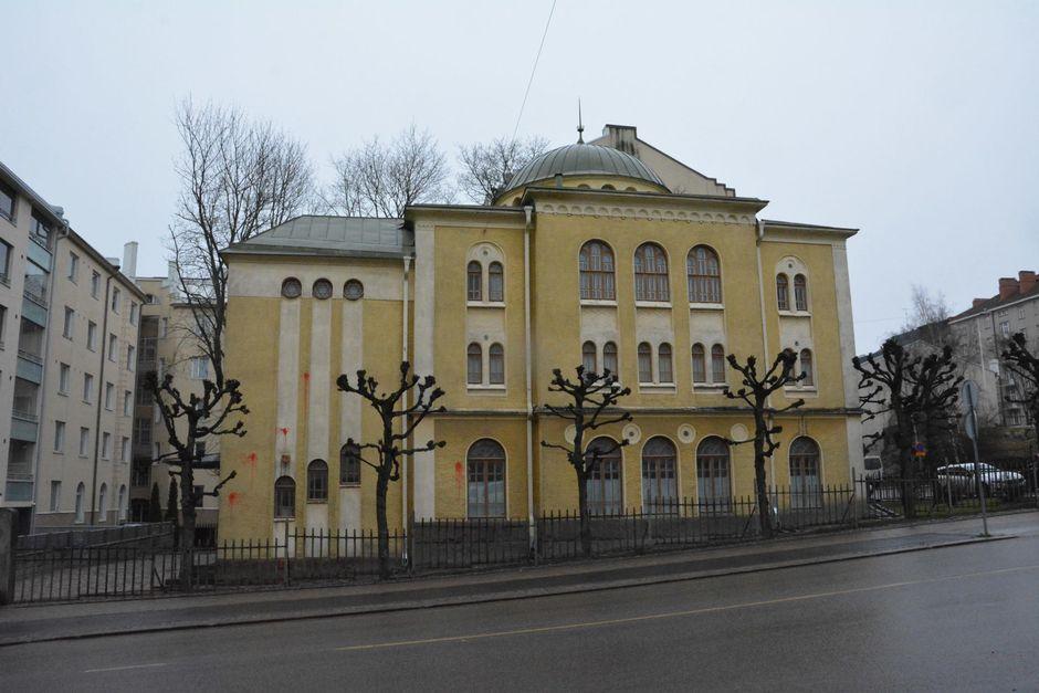 Turun synagooga.