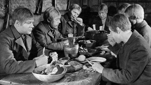 Seitsemän veljestä elokuva vuodelta 1939.