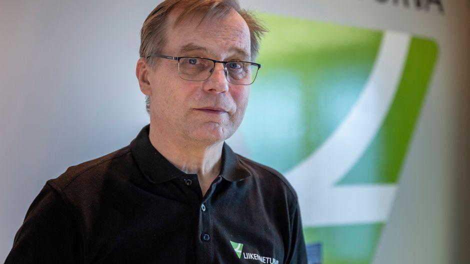 tutkimuspäällikkö Juha Valtonen, Liikenneturva