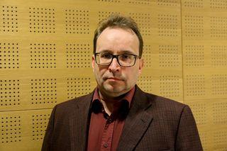 Olli Koskipirtti, tulosalueen johtaja, Maahanmuuttovirasto