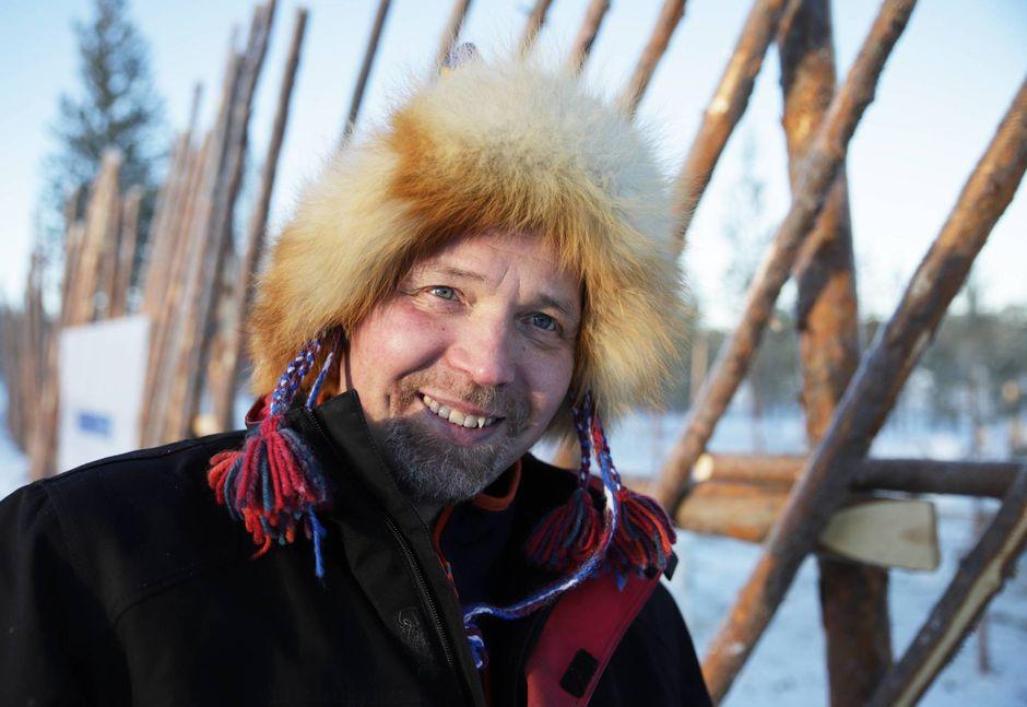 Juha Feodoroff.