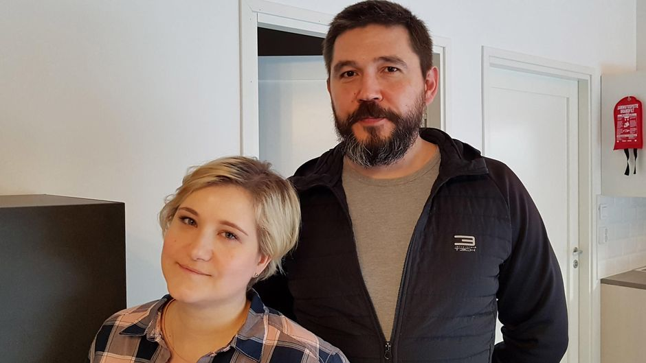 Anna ja Aleksandr Shuljak