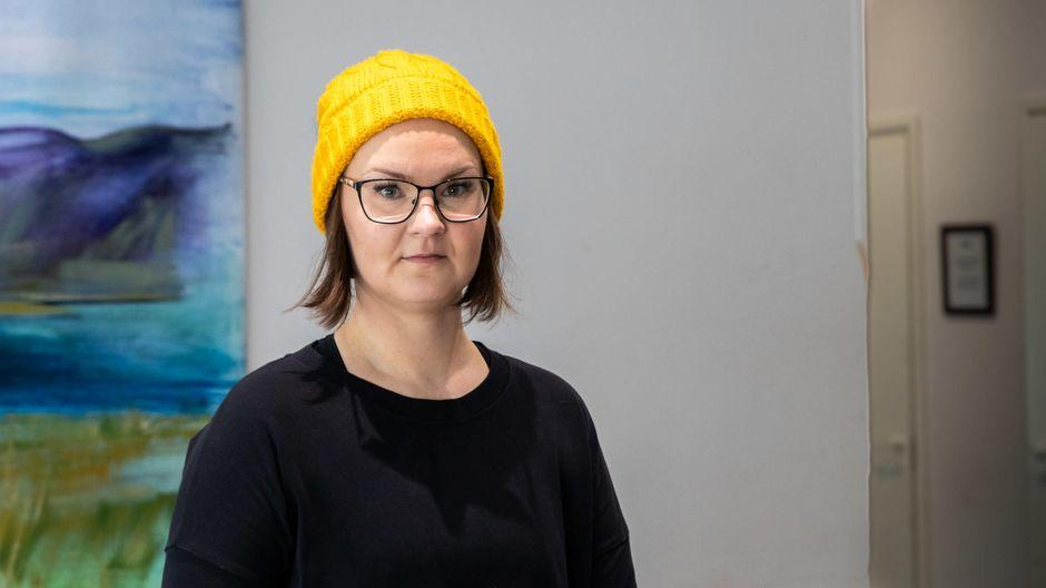 Ivalolainen Jatta Kaivosoja.