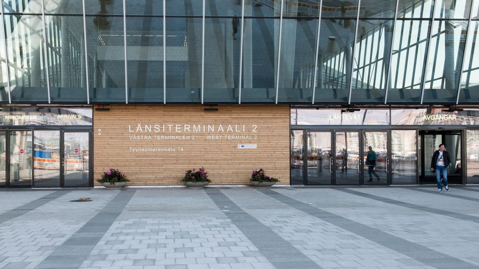 Finland expands controls to passengers arriving at ports