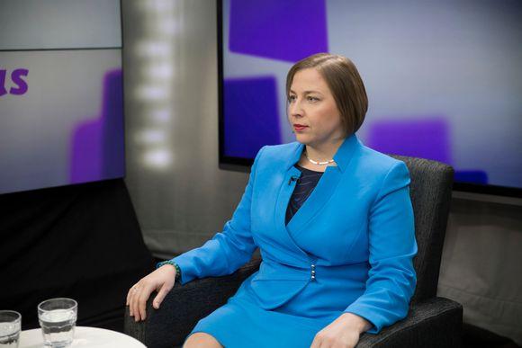Valtiontalouden tarkastusviraston Tytti Yli-Viikari Kova talous-ohjelman haastattelussa.