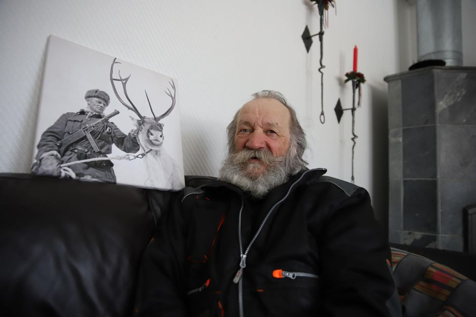 """Johannes """"Junnu"""" Halonen, Utsjoki"""