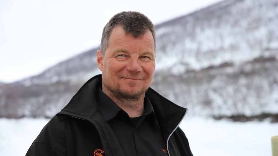 Petteri Valle, yrittäjä, Utsjoki
