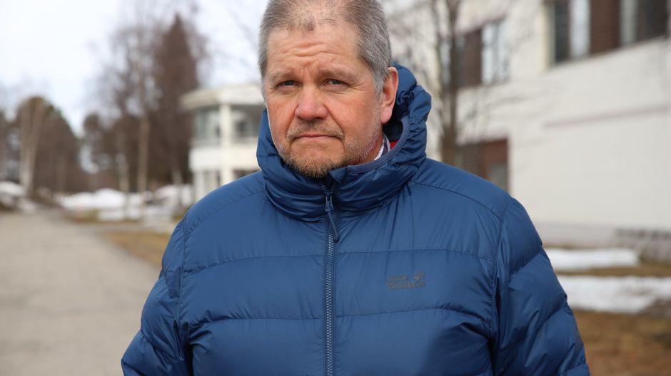 Jaakko Seppänen, sosiaali- ja terveysjohtaja, Inarin kunta