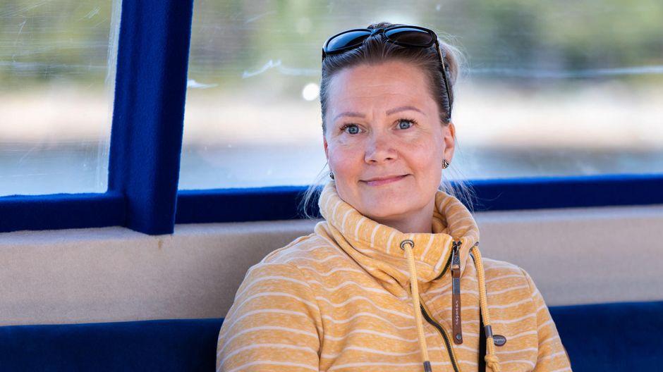 Rovaniemeläinen Katja Keränen