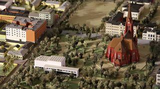 Видео: Viipurin pienoismalli Etelä-kaarjalan museossa