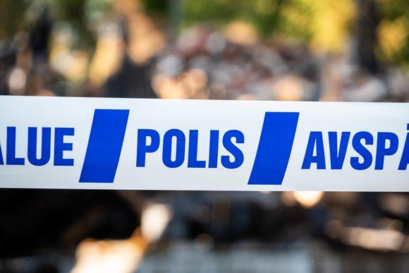 Poliisin sulkunauha