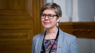 Krista Mikkonen, Vihr., Ympäristö- ja ilmastoministeri