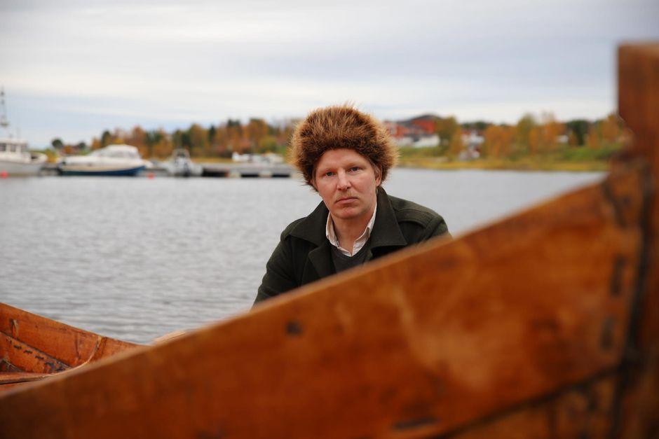 Mikko Saks, perinneveneen tekijä, Inari