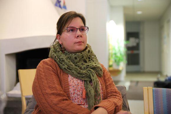 Pia Nikula, Inari