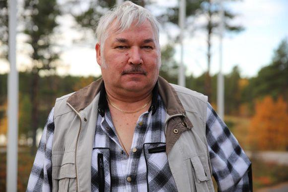 Pertti Vikeväkorva, toiminnanohjaaja, Inarin riistanhoitoyhdistys ry.