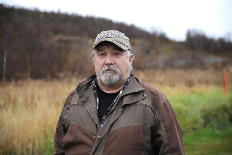 Georg Ivanowitz, Neiden, Norja