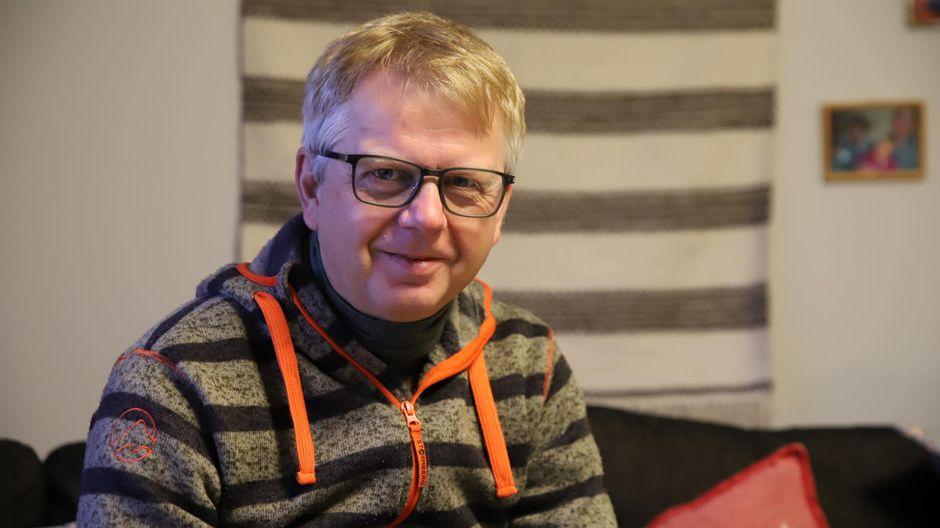 Torkel Rasmussen, tutkija, Utsjoki