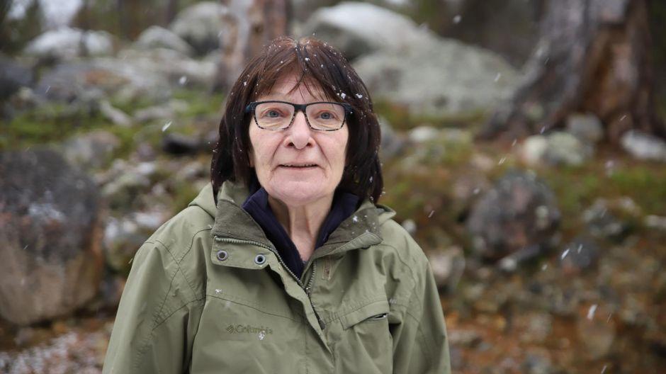 Eeva Nykänen, Sevettijärvi