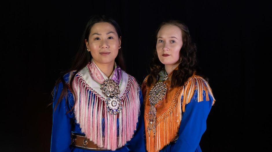 Xia Torikka ja Britt-Inger Ruotsala