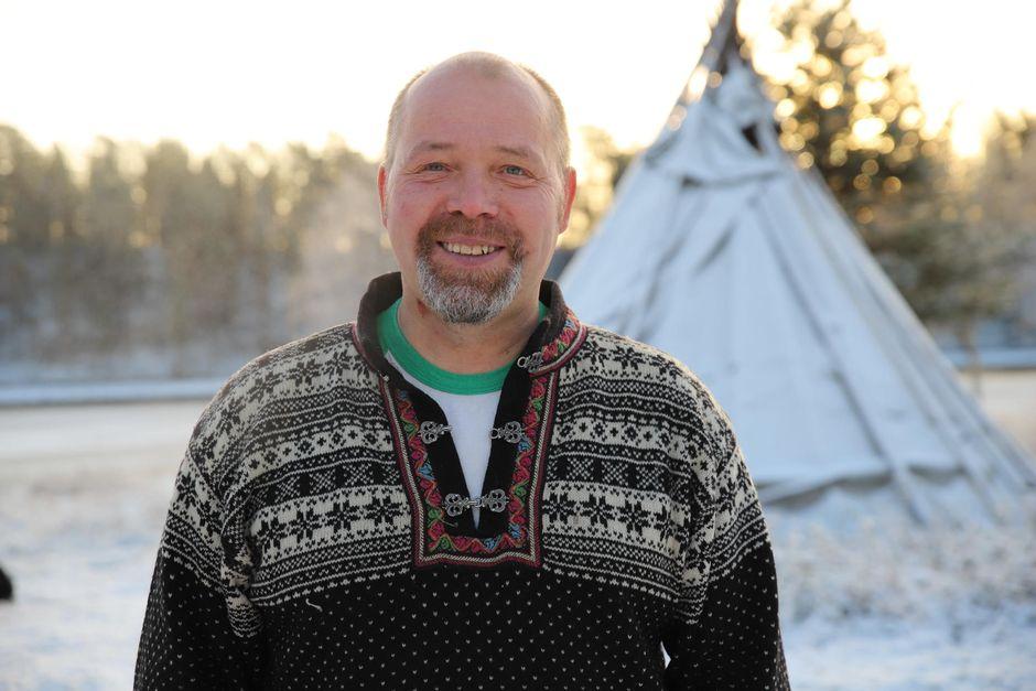 Juha Feodoroff, Sevettijärvi