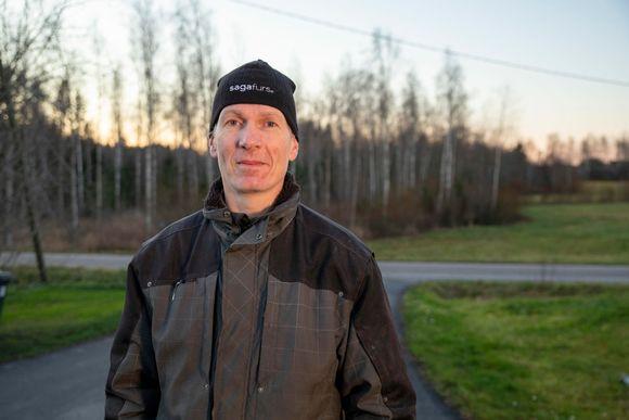 KENNETH INGMAN, puheenjohtaja, Suomen Turkiseläinten Kasvattajain Liitto