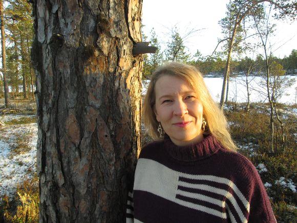 Filosofian tohtori kielentutkija Annika Pasanen