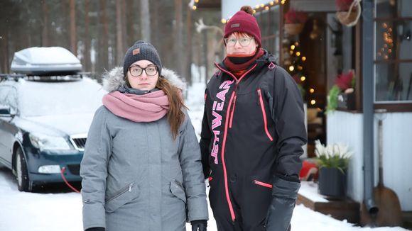Video: Maria Mäkelä-Saijets ja Justiina Norjavaara