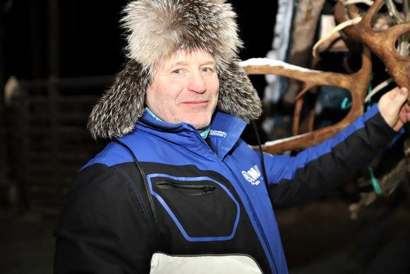 Juha Mikkola, Ivalo
