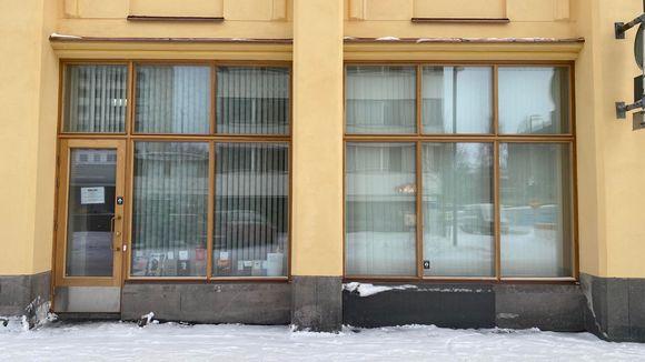 Vasemmistoliiton toimisto