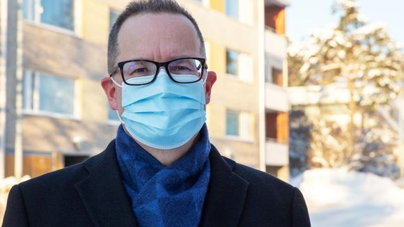 Mika Tammilehto / lukion ja ammatillisen koulutuksen / ylijohtaja / Helsinki 05.02,2021