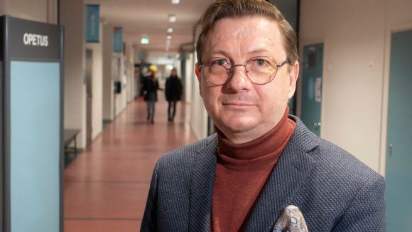 Marko Aaltonen, rehtori kampus 3 Stadin ammattiopisto