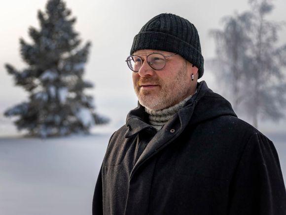 Hailuodon kunnanjohtaja Aki Heiskanen
