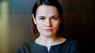 Svjatlana Tsih'anouskaja, Valko-Venäläisen opppositioliikkeen politiikko.