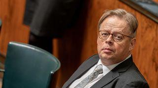 Kansanedustaja Juhana Vartiainen, Kokoomus.