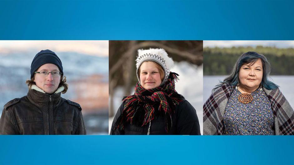 Aslak Holmberg, Anni-Sofia Niittyvuopio, Hanna-Maaria Kiprianoff