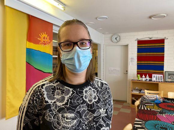 Kaisa Tapiola-Länsman, vapaa-aikasihteeri, Utsjoen kunta