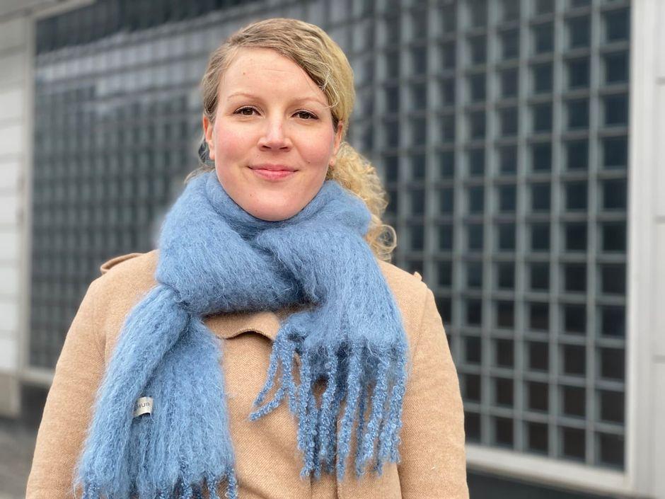 Sitran asiantuntija Jenna Lähdemäki-Pekkinen