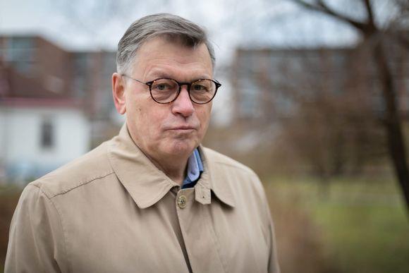 virusopin professori Ilkka Julkunen, Turun Yliopisto