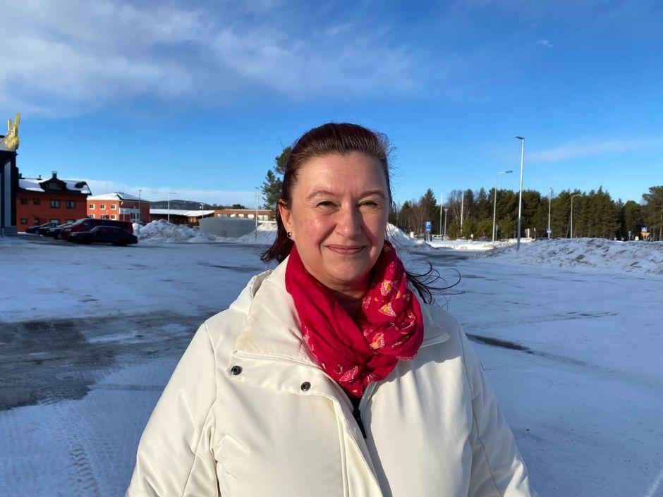 Johanna Mikkola, kehittämis- ja elinkeinopäällikkö, Utsjoki
