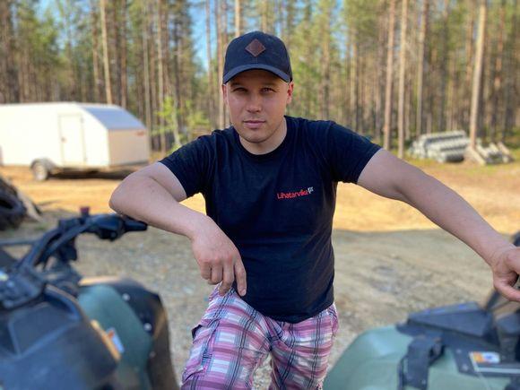 Antti Äärelä, Vuohčču, Vuotso