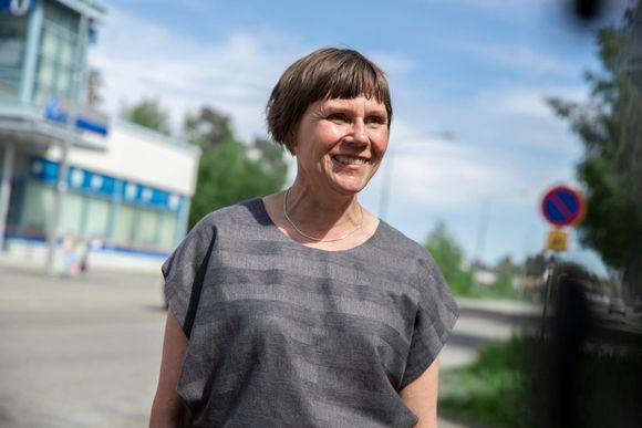 Sirpa Lintunen, yhteyshenkilö, MTK Pohjois-Savo / Töitä Suomesta Oy