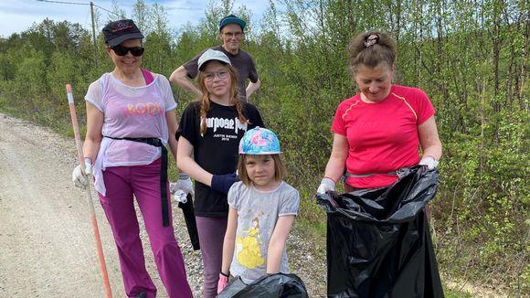 Video: Kaaresuvannon siivoustalkoot