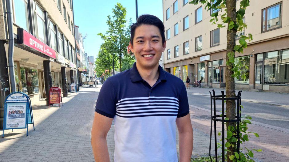 Ding Ma, kaupunginvaltuutettu